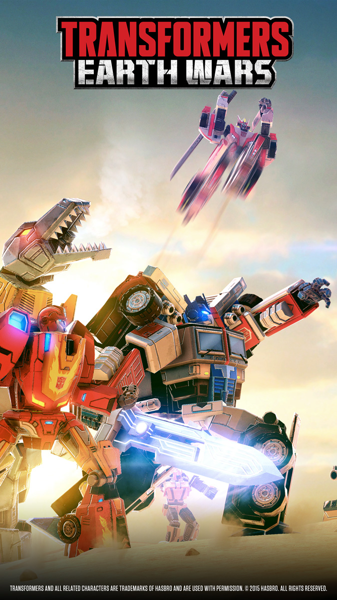 Wallpapers Transformers Earth Wars