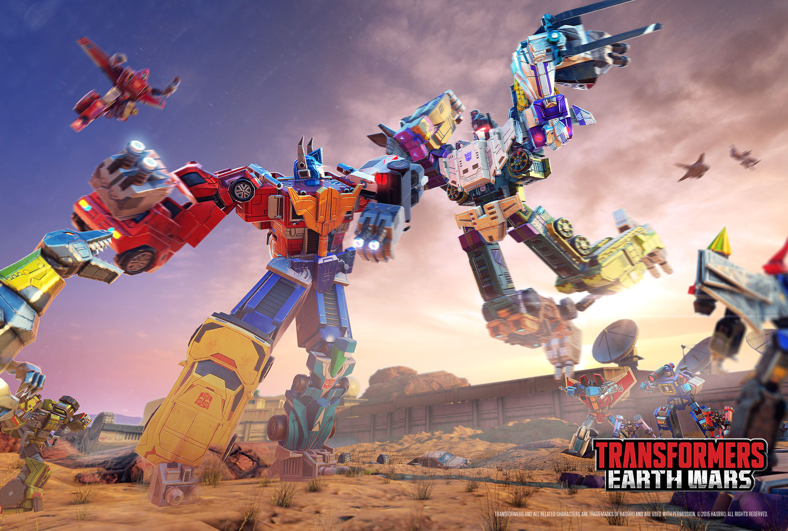 Wallpapers - Transformers: Earth Wars